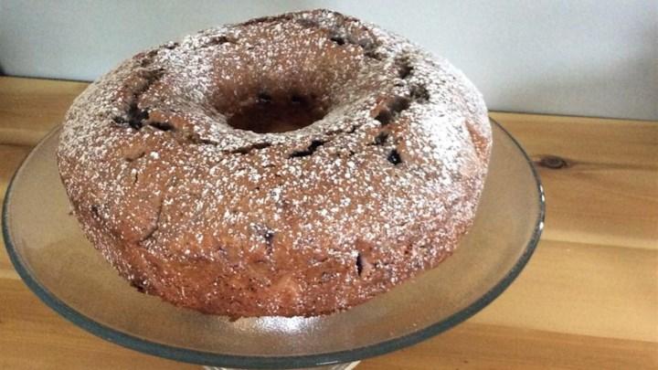 Heirloom Blueberry Cake
