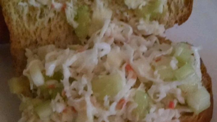 Cool Crabmeat Salad