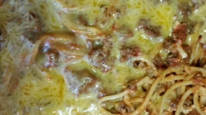 Million-Dollar Spaghetti