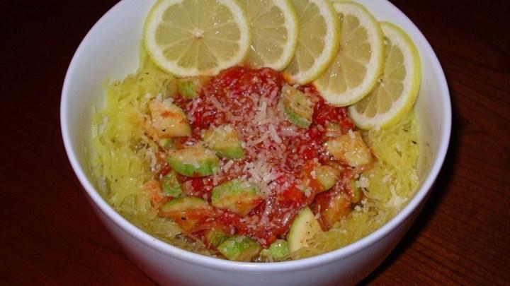 Italian-Style Spaghetti Squash