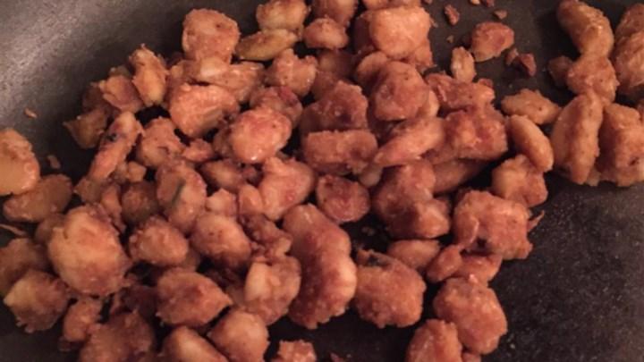 Pan-Fried Butter Beans