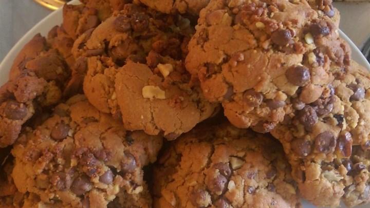 Peanut Butter Chip Cookies III