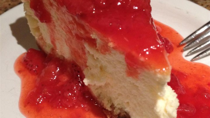 PHILADELPHIA® Classic Cheesecake Recipe - Allrecipes.com