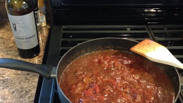 Grandma Maggio's Spaghetti Sauce