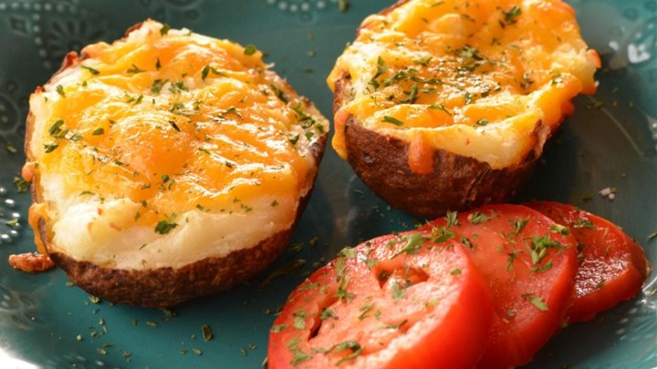 Twice Baked Potatoes I