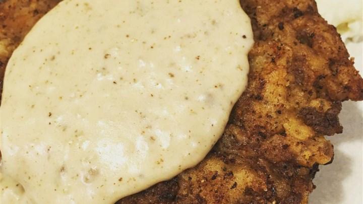 Chicken Fried Steak I