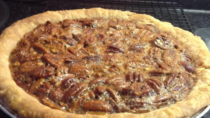 Southern Pecan Pie I