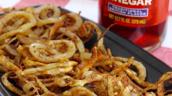 Spicy Old Bay® Skinny Fries
