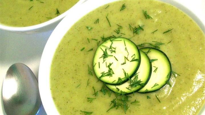 Zucchini Soup I
