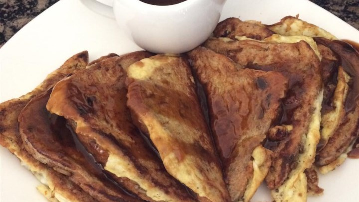 Peanut Butter Breakfast Syrup