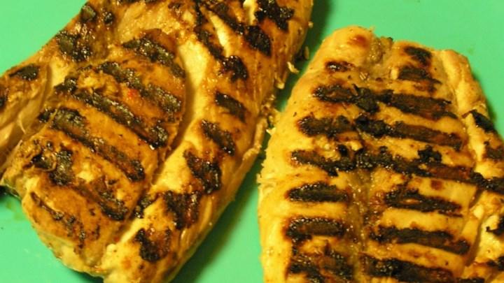 Super Summer Grilled Bluefish