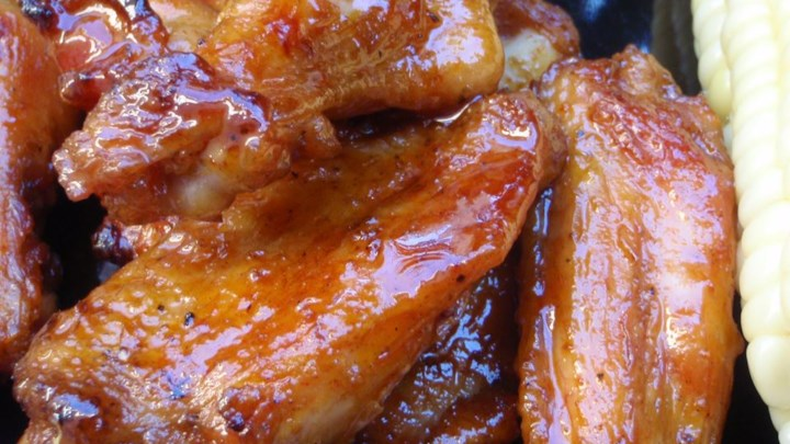 Detroit Hot Honey Wings Recipe - Allrecipes.com