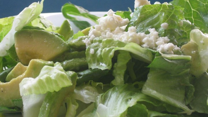 Great Green Salad