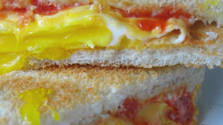 Fried Egg Sandwich Recipe - Allrecipes.com