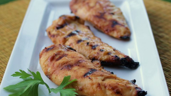 Honey Mustard Grilled Chicken Recipe - Allrecipes.com