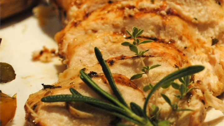 Apple Cider Chicken Marinade
