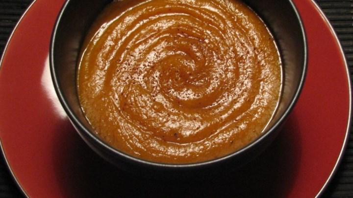 Mombasa Pumpkin Dessert