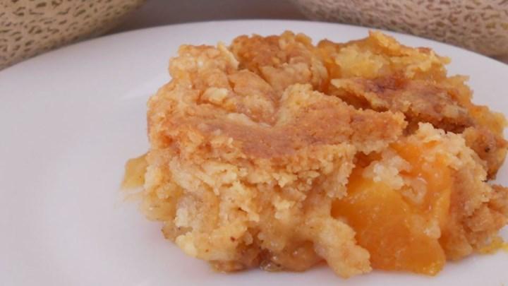 Cantaloupe Crunch