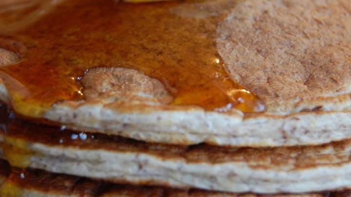 Oatmeal Pancake Recipe - Allrecipes.com