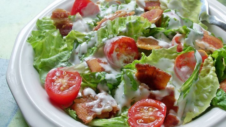 Home Recipes Salad Green Salads Romaine Lettuce Salad