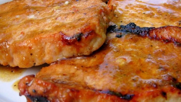 Bada Bing Pork Chops