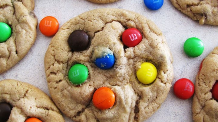 Robbi's M&M's® Cookies
