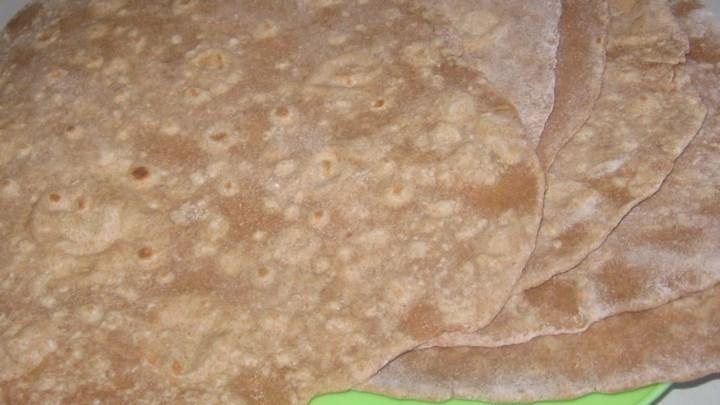 Whole Wheat Wraps
