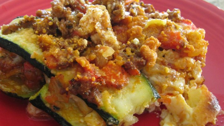 Home Recipes Main Dish Pasta Lasagna Zucchini Lasagna