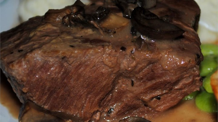 London Broil for the Slow Cooker