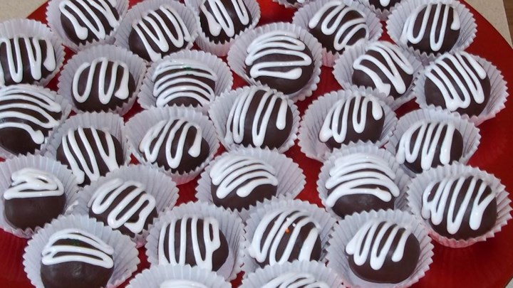 Luscious Chocolate Truffles