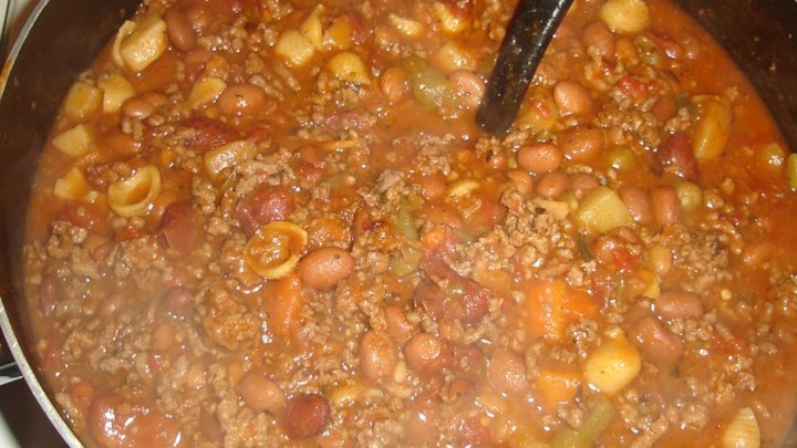 Quick n Easy Potta Beans