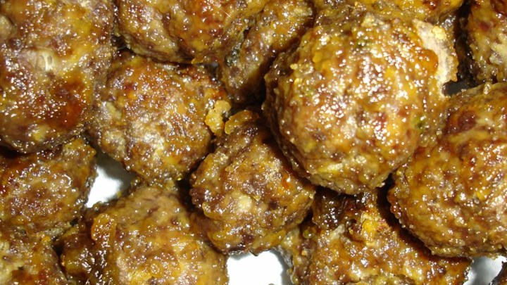 Sweet and Sour Meatballs II