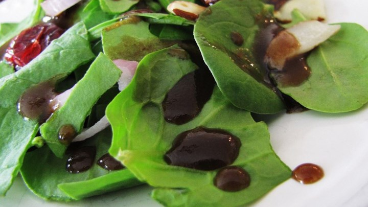 Maple-Balsamic Vinaigrette