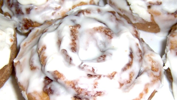 Cinnamon Raisin Pinwheels