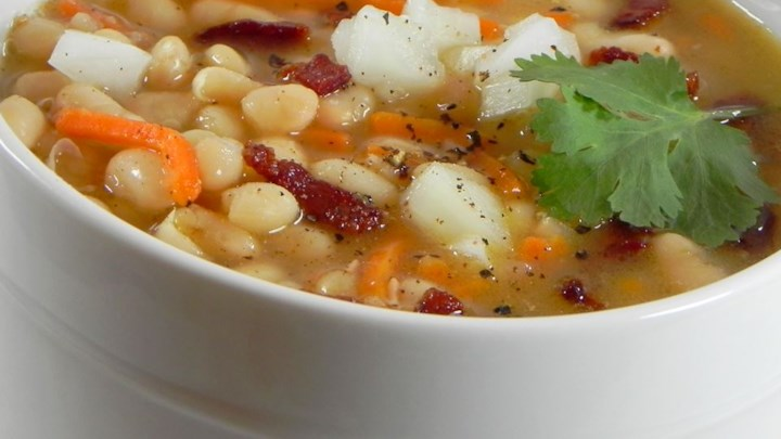 My Navy Bean Soup - Review by Reesa Moorman - Allrecipes.com
