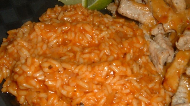 Simple Mexican Rice Recipe - Allrecipes.com