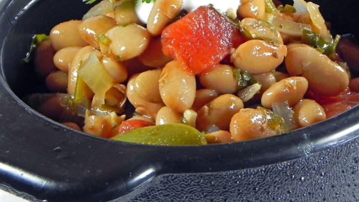 Kiki's Borracho (Drunken) Beans