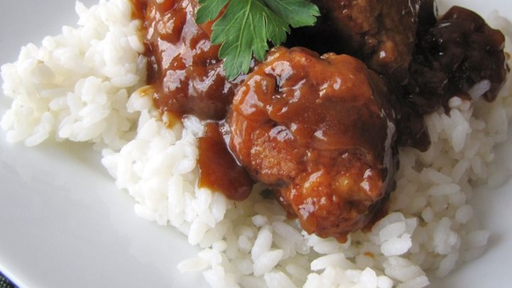 The Best Sweet and Sour Meatballs Recipe - Allrecipes.com