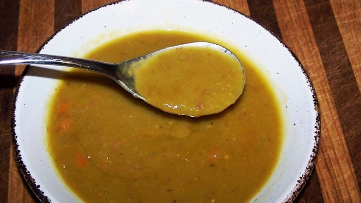 Split Pea and Ham Soup II