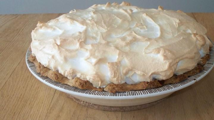 Robert E. Lee's Orange Pie
