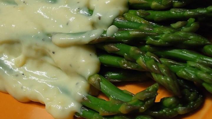 Smoked Asparagus