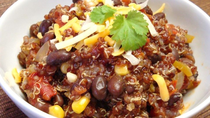 Home Recipes Soups, Stews and Chili Chili Vegetarian