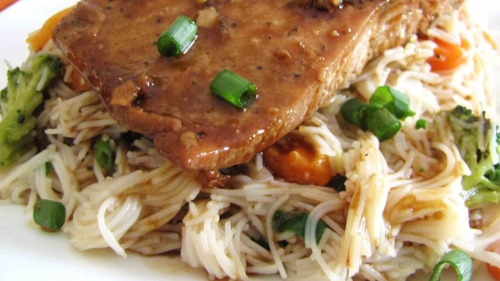 Soy Ginger Salmon Recipe - Allrecipes.com