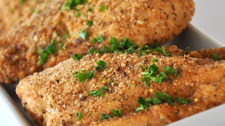 Baked Garlic Parmesan Chicken Recipe - Allrecipes.com