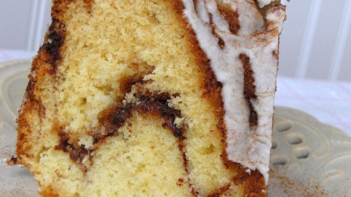 Cinnamon Crumb Cake Recipe Uk