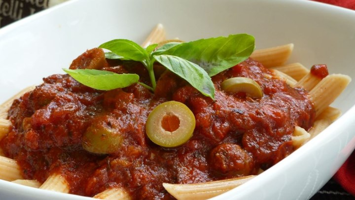 Splendicious Slow Cooker Spaghetti Sauce
