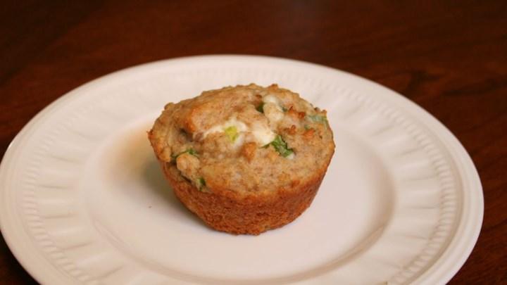 Green Onion Muffins