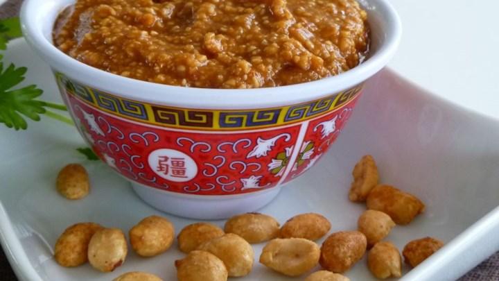 Todd's Famous Thai Peanut Sauce