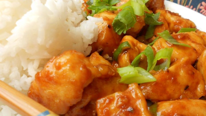 Ten Minute Szechuan Chicken Recipe - Allrecipes.com