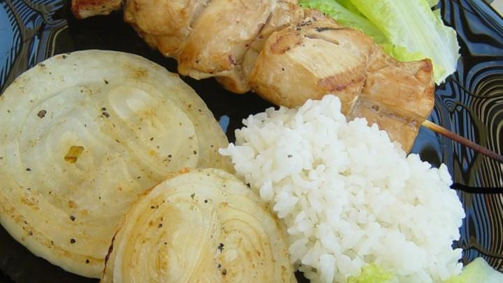 Grilled Vidalia Onions